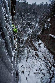 Adventure & Sports Portfolio by Christopher Beauchamp, via Behance