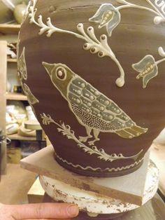 A Devonshire Pottery: Wedding Day pots