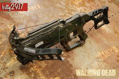 The walking dead daryl Dixon nerf crossbow Nerf Mod, Cosplay Weapons, Teacup Puppies, Prop Design, Crossbow, Daryl Dixon, Ocean City, Fun Time, Post Apocalyptic