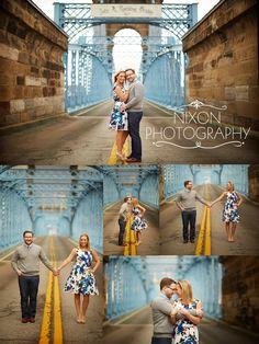 Cincinnati Engagement Session | Engagement Session | Nixon Photography | Dayton Wedding Photographer