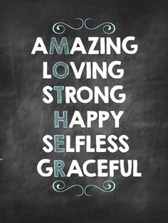 Sentimental Mother's Day Quotes | Gift Ideas for Mom by DIY Ready at http://diyready.com/diy-gifts-mothers-day-quotes/