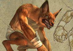 Egyptian Mythology Creatures   Titan Quest - Creature Feature, Egypt