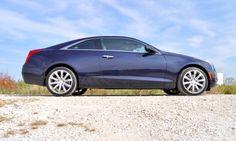2015 Cadillac ATS Coupe 3.6 AWD 13