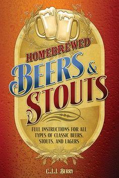 Homebrewed Beers & Stouts