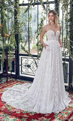 8f60dcdc2 95 Best WEDDING DRESS 2019 images   Bridal gowns, Alon livne ...