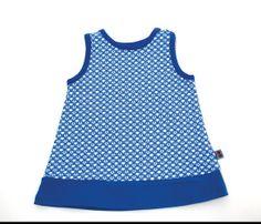 0-2j : Kleedje BB blauw Froy & Dind