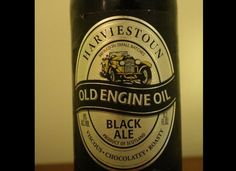 Funny Beer Names - Old Engine Oil