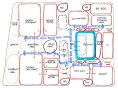 block diagram interior design - Google Search