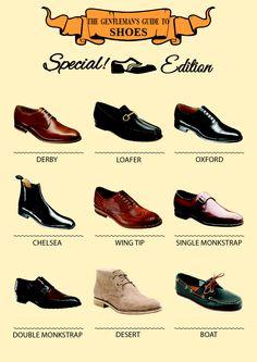 c29f5a61e20 zapatos que todo hombre debe tener
