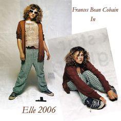 Anecdotario del Rock. Las anécdotas y curiosidades más absurdas de la historia del rock: Frances Bean Cobain, la hija de Kurt Cobain