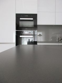 LEICHT Küchen; Küche I in Kirchheim/Teck #LEICHT #lack #silestone ...