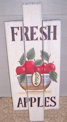 Image detail for -Shop for Country apple kitchen decor online – Read Reviews