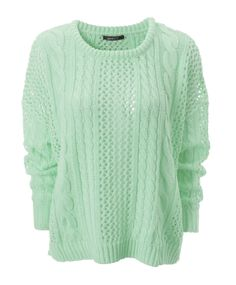 Gina Tricot -Nelly knitted sweater
