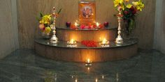 pooja roof pop google puja designs stand diwali decorations