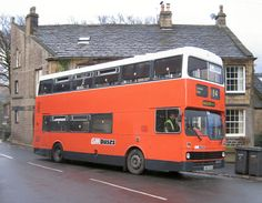 GM Buses - double decker.