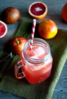 RED ROVER Ingredients: 2 oz bourbon 1 ½ oz blood orange juice ½ lemon juice 1 ¼ simple syrup 4 oz ginger ale Garnish with fresh ginger, grat...