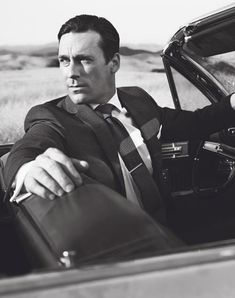 Driving A Car is listed (or ranked) 6 on the list 25 Sexiest Jon Hamm Photos