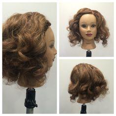 Pin Curls 9/24