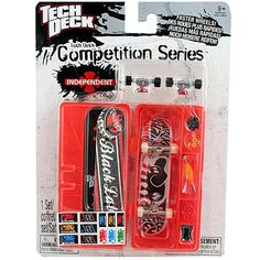 Tech Deck Competition Series [Black label]
