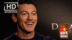 Dracula Untold | Luke Evans is the daddy of all vampires (Exclusive Inte...