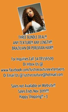 HURRY B4 SALES END!!!!