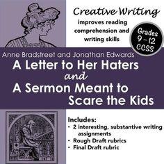 Anne bradstreet essays