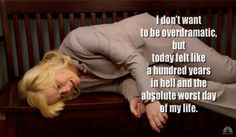 Day after Halloween… | Parks and Recreation
