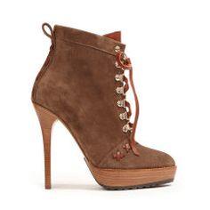 Vicky Suede Bootie - Ralph Lauren Boots - RalphLauren.com