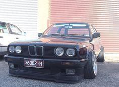 1986 bmw e30 NOW LOWERED. | Retro Rides