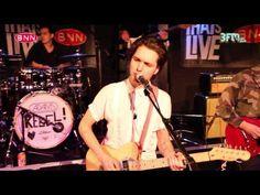 ▶ Jett Rebel - Tonight (live @ BNN That's Live) - YouTube