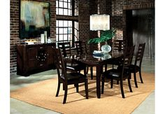 Bella 5 Piece Dining Package , (16841PK5) | The Brick