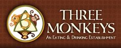 Three Monkeys, located at Morganford and Juniata in South St. Louis, provides a warm and welcoming dining atmosphere.