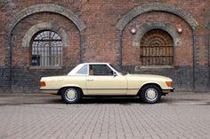 Mercedes 450SL 78