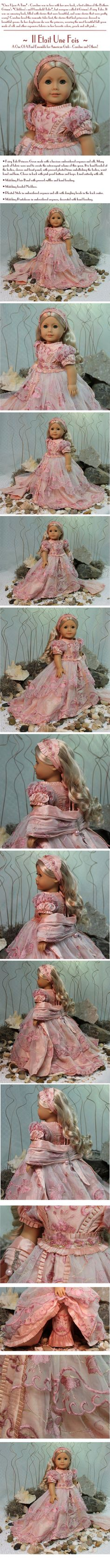 (I wouldn't mind this in my size, either!) Once Upon A Time - a One Of A Kind Ensemble by MHD Designs