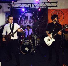 First gig at Black Swan 14/03/15