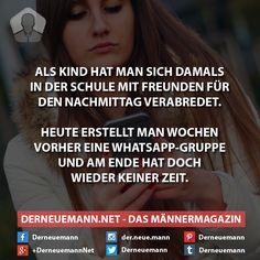 Damals in der Schule ... #derneuemann #humor #lustig #spaß #sprüche #whatsapp