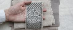 The Northern Star - Cross-Stitch Embroidery Pattern
