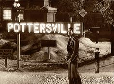 The Alternate Reality of Pottersville in It's A Wonderful Lif