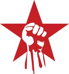 revolutionary red star by paintisthenewdope Red Star Logo, Star Clipart, Clock Tattoo Design, Obey Art, City Drawing, Traditional Tattoo Art, Protest Art, Flag Art, Star Tattoos