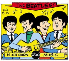 the beatles cartoons | the beatles cartoon aired from september 25 1965 to april 20 1969 on ...