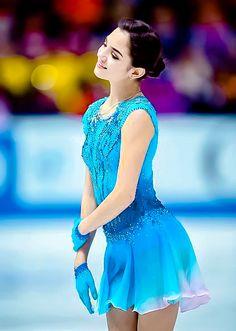 Evgenia Medvedeva || ISU GP Skate Canada 2016