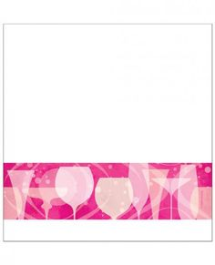Fabulous Birthday Plastic Tablecover Rectangle