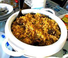 Recipe For The Hirshon Zanzibar Beef Pilau