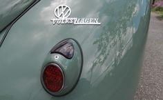 VW emblem VOLKSWAGEN