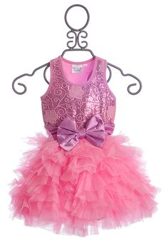 Ooh La La Couture Dream Dress Pink $112.00