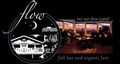 Mendocino: Flow Restaurant and Lounge