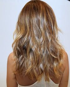 Love this golden brown color!