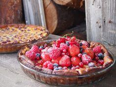 French Berry Cake * Clafoutis
