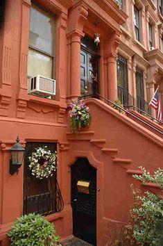 window surrounds brownston life, brownston beauti, brownston idea, architectur, townhom, new york city, york brownston, york citi