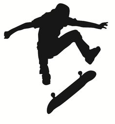 Skater Wall Decal $20.00 www.decalmywall.com